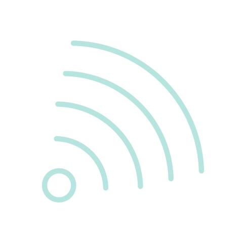 Icona connettività - Net Wireless